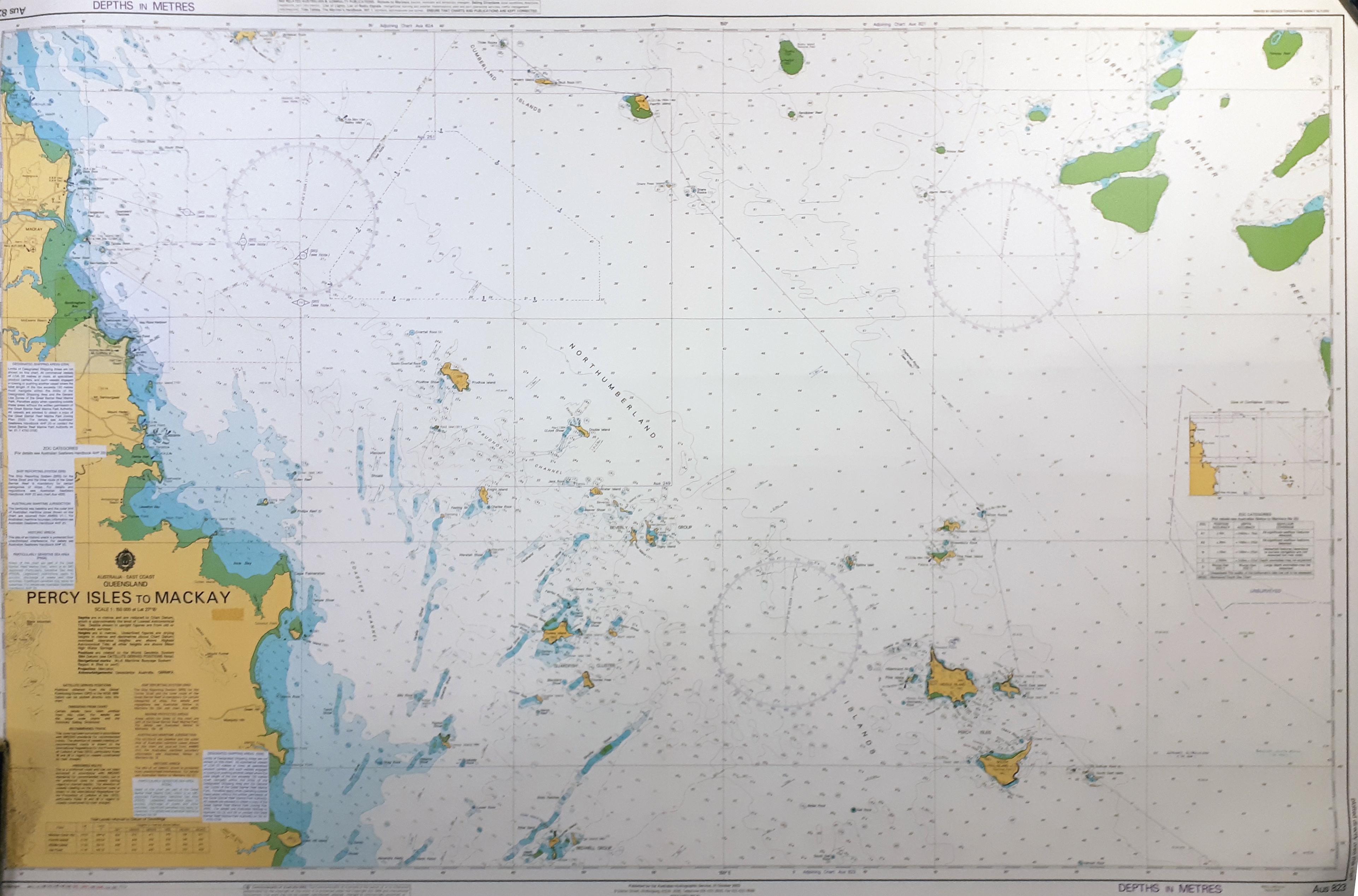 26. Percy Isles to Mackay