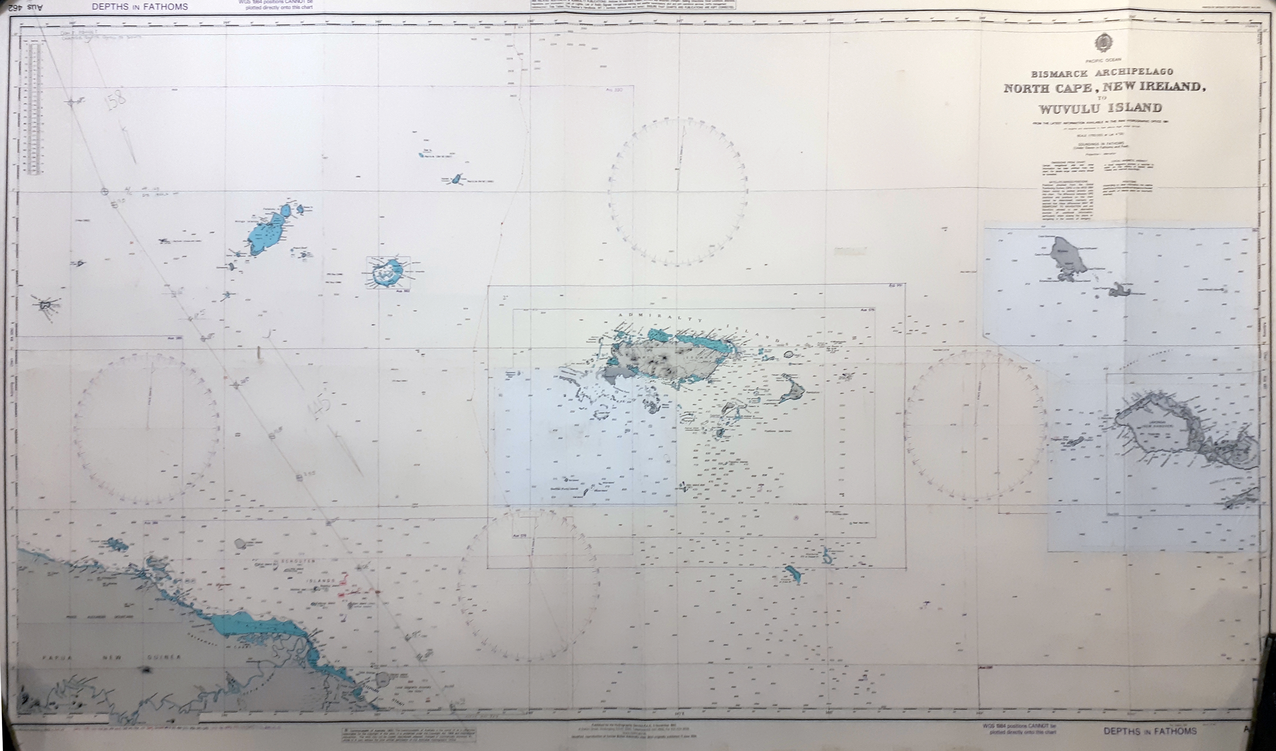 08. North Cape, New Ireland to Wuvulu Island