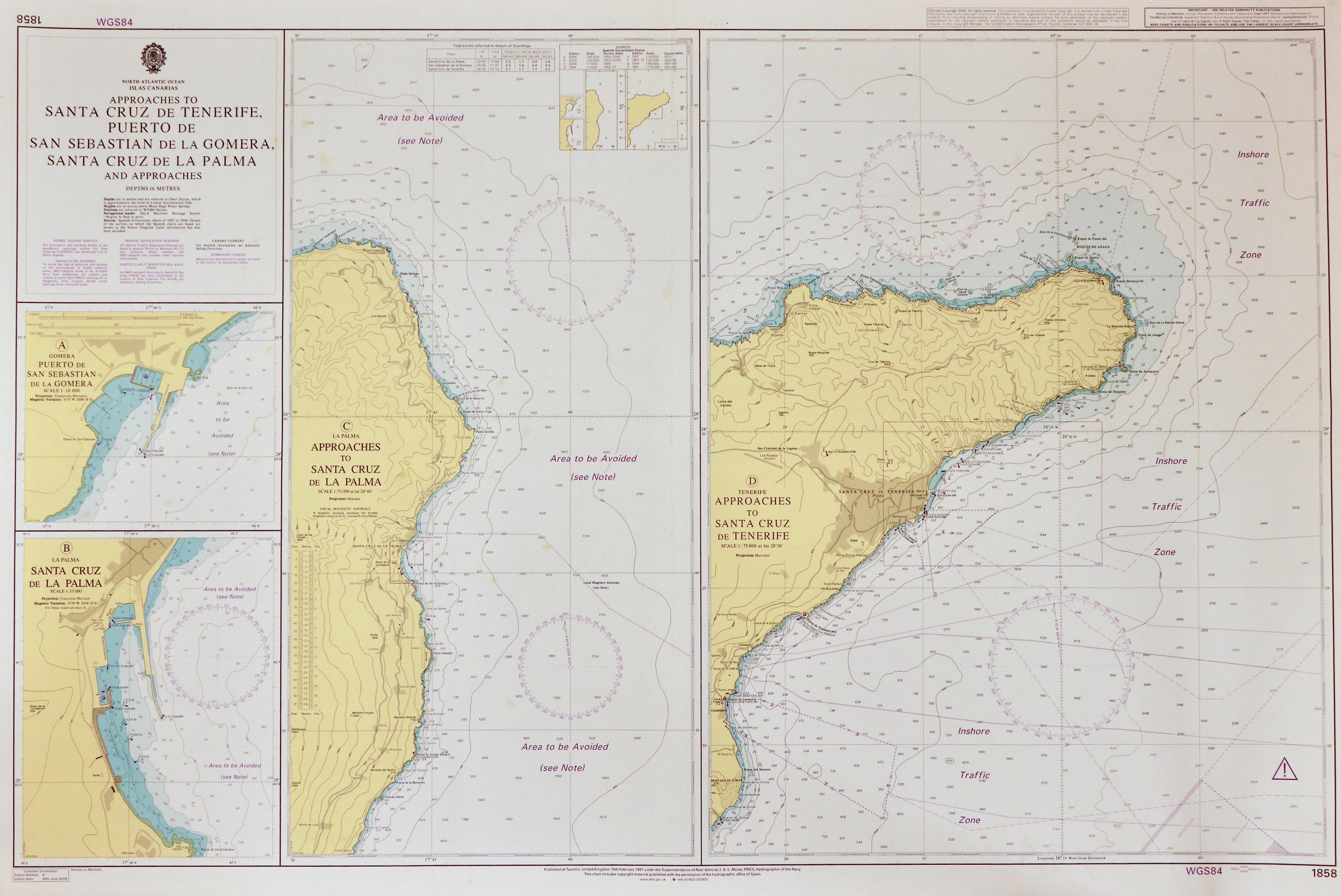 23 - Santa Cruz de Tenerife