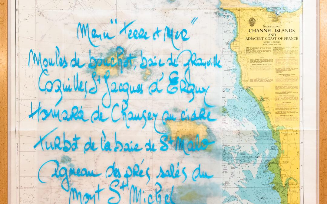 68 / Menu Terre et Mer / Alain Passard