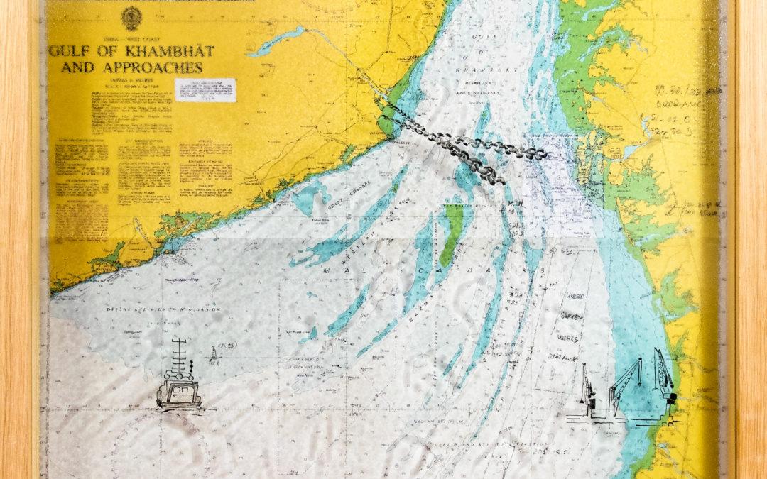 09 / Hommage aux travailleurs de la Baie d'Alang / Catherine Goybet