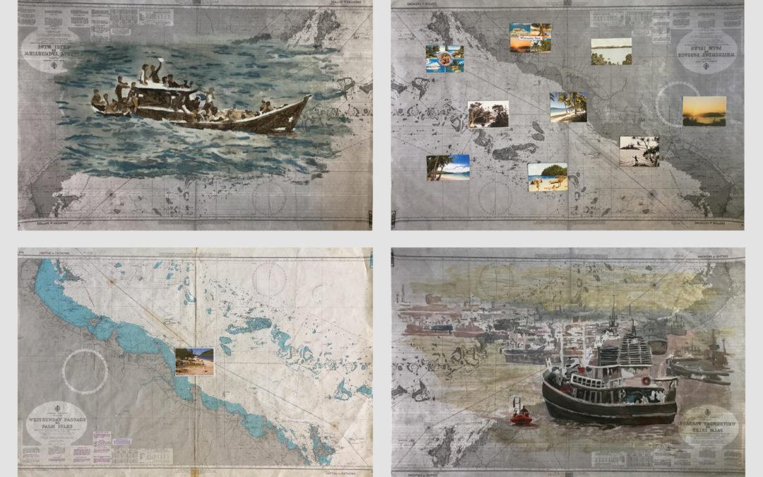30 / Whitsunday Passage / Pascale Consigny