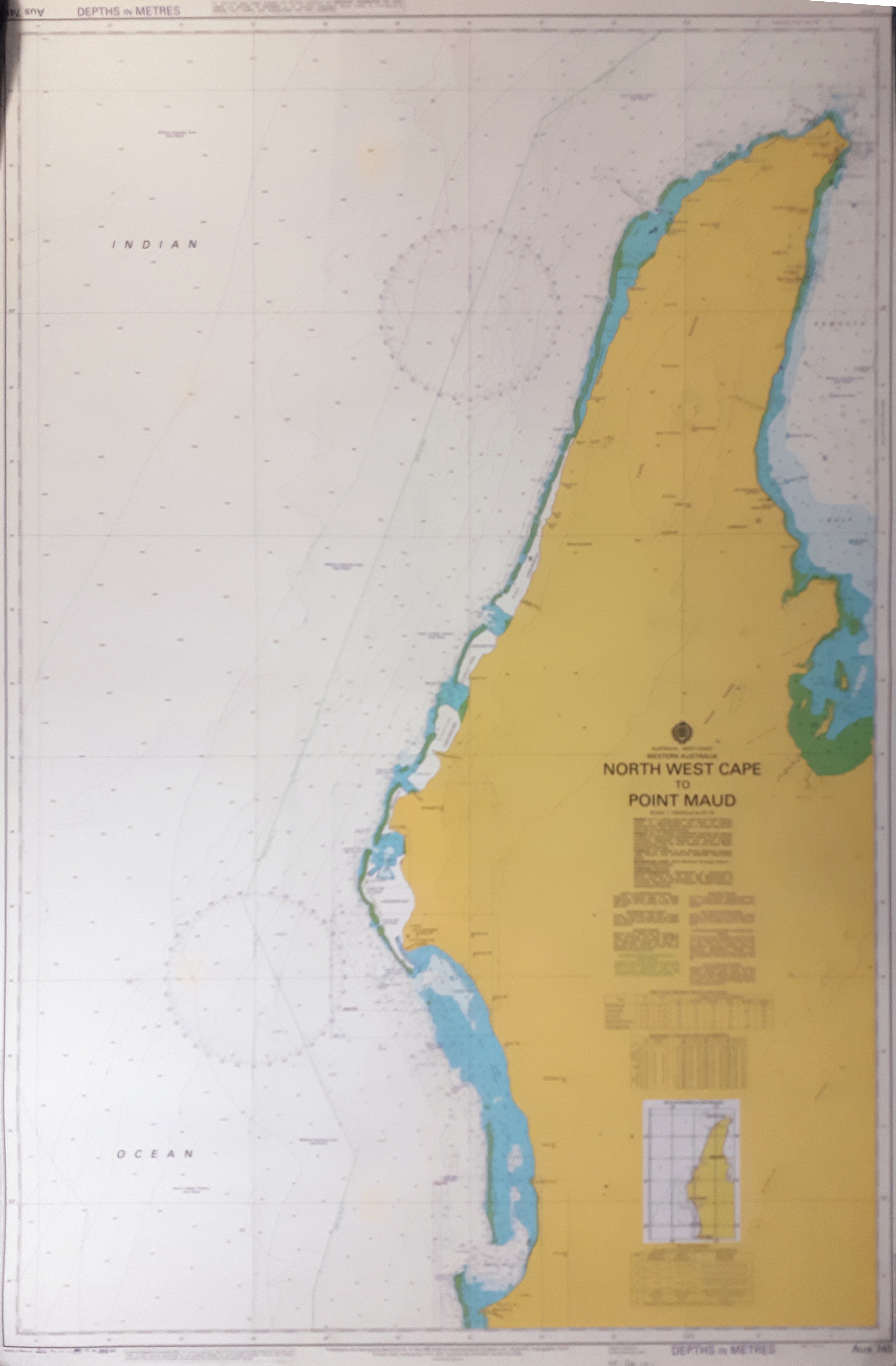 40. North West Cape to Point Maud