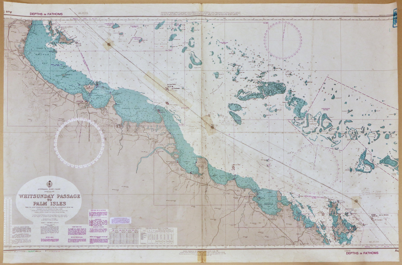 30 - Whitsunday Passage to Palm Isles