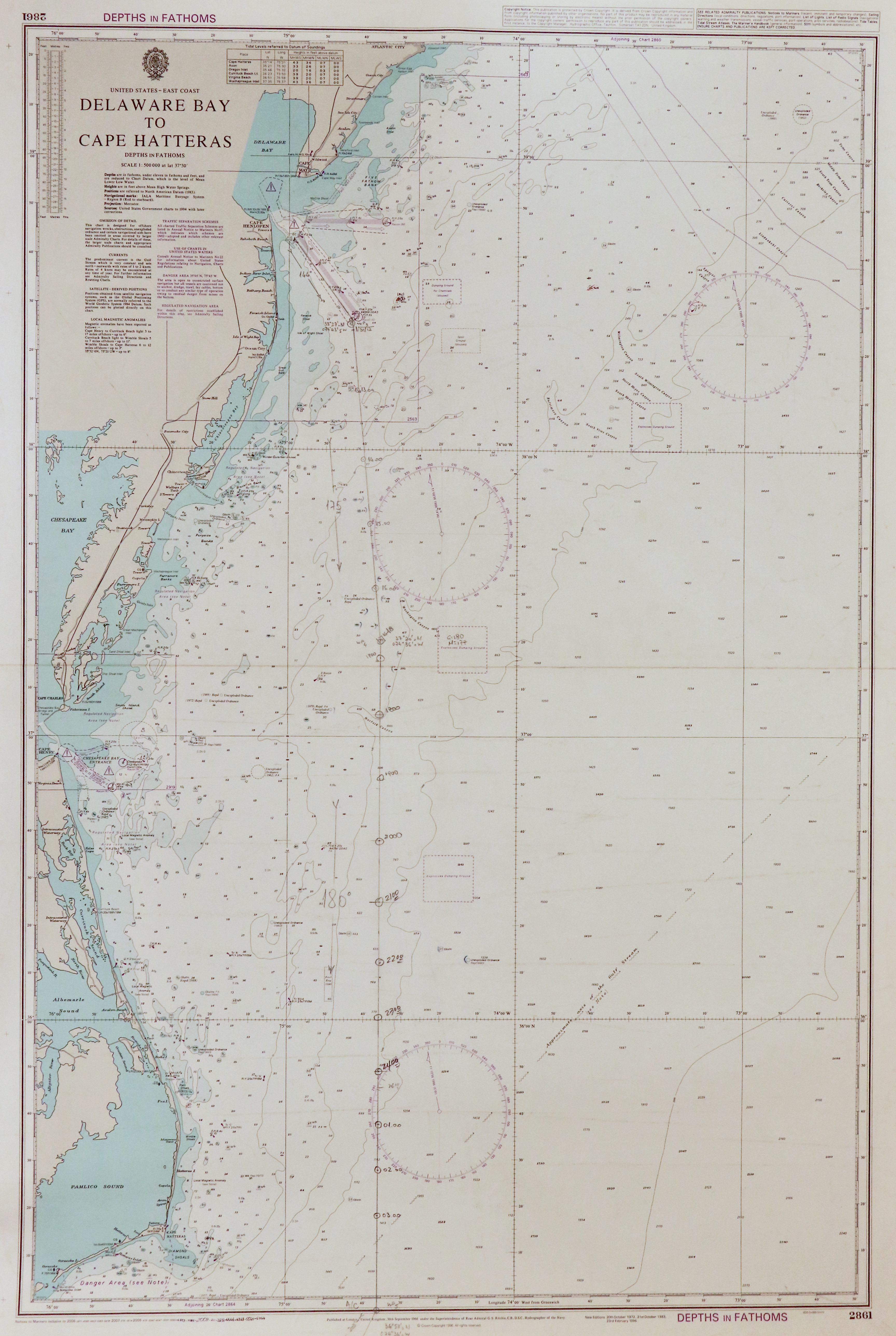 35 - Delaware Bay to Cape Hatteras