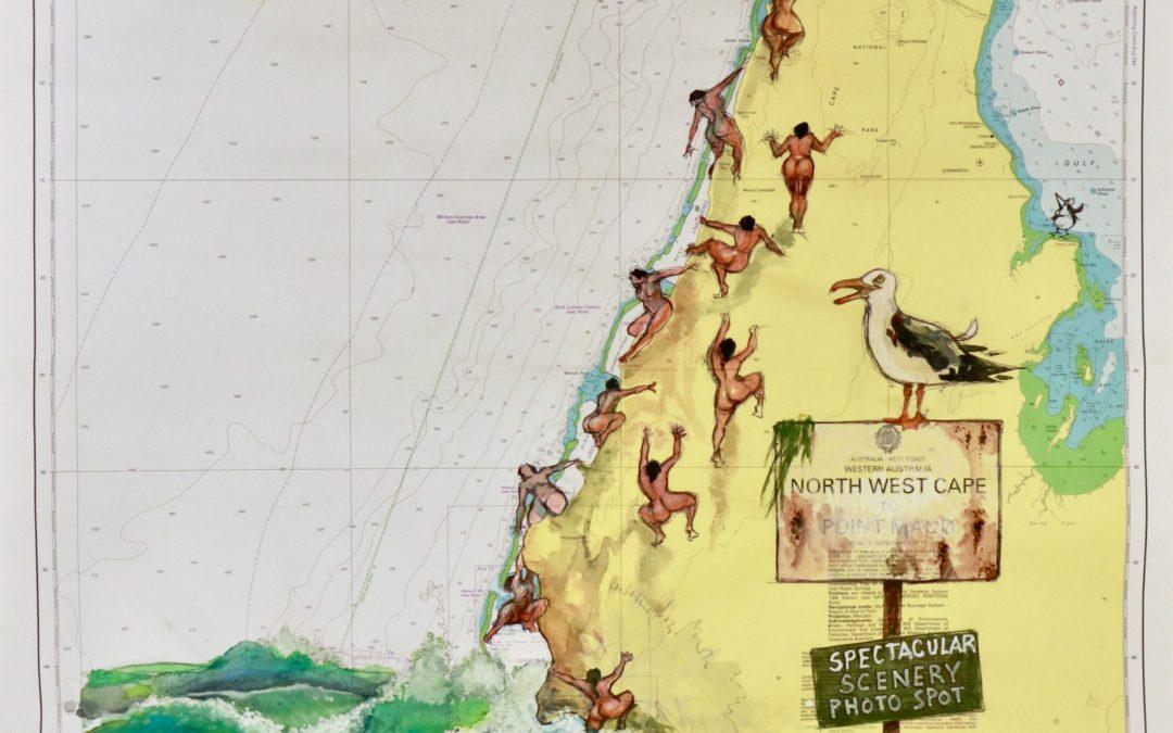 40 / North-West-Cape-to-Point Maud / Gernot Bracht