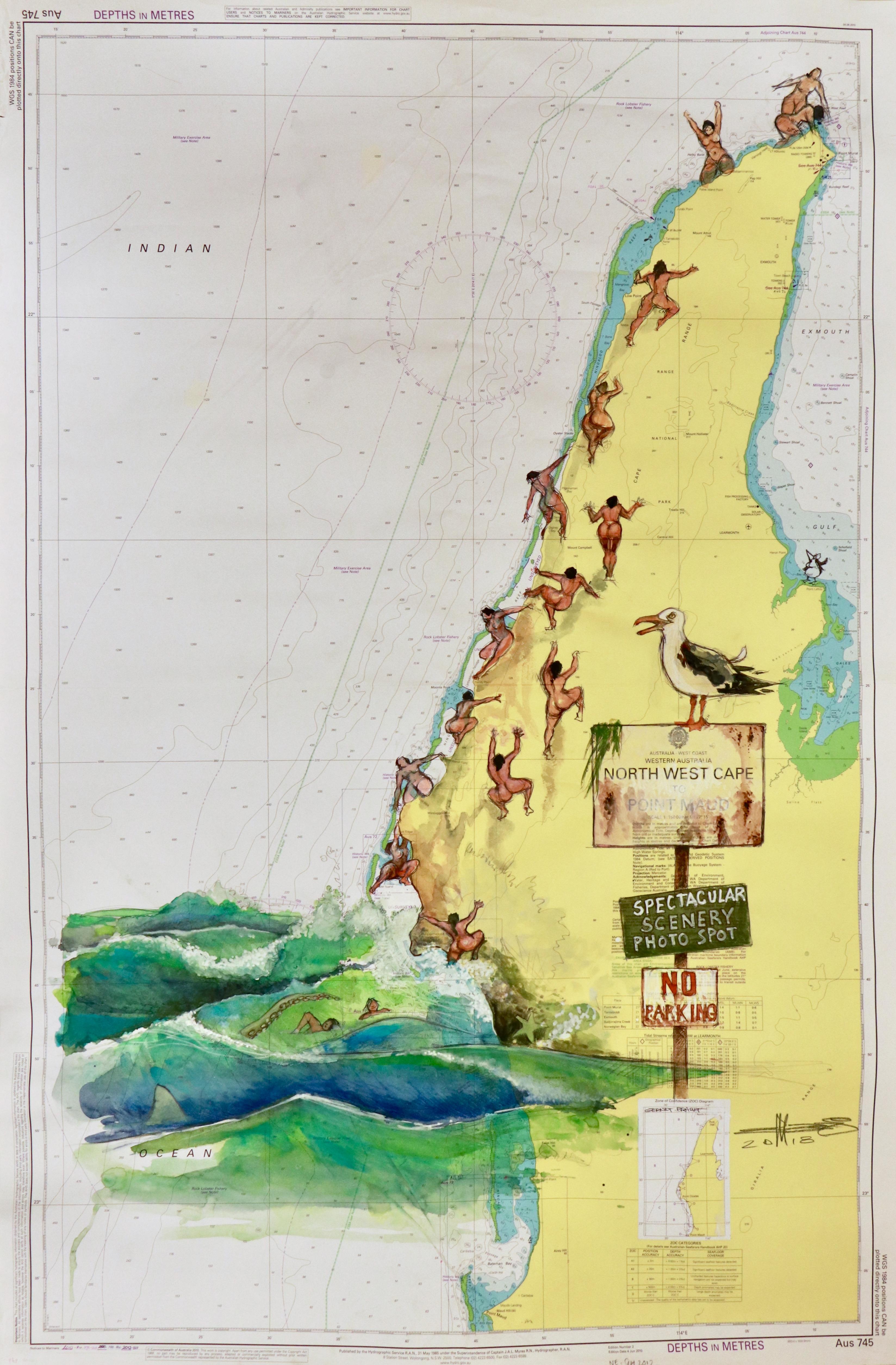 40 - Gernot Bracht - North West Cape to Point Maud