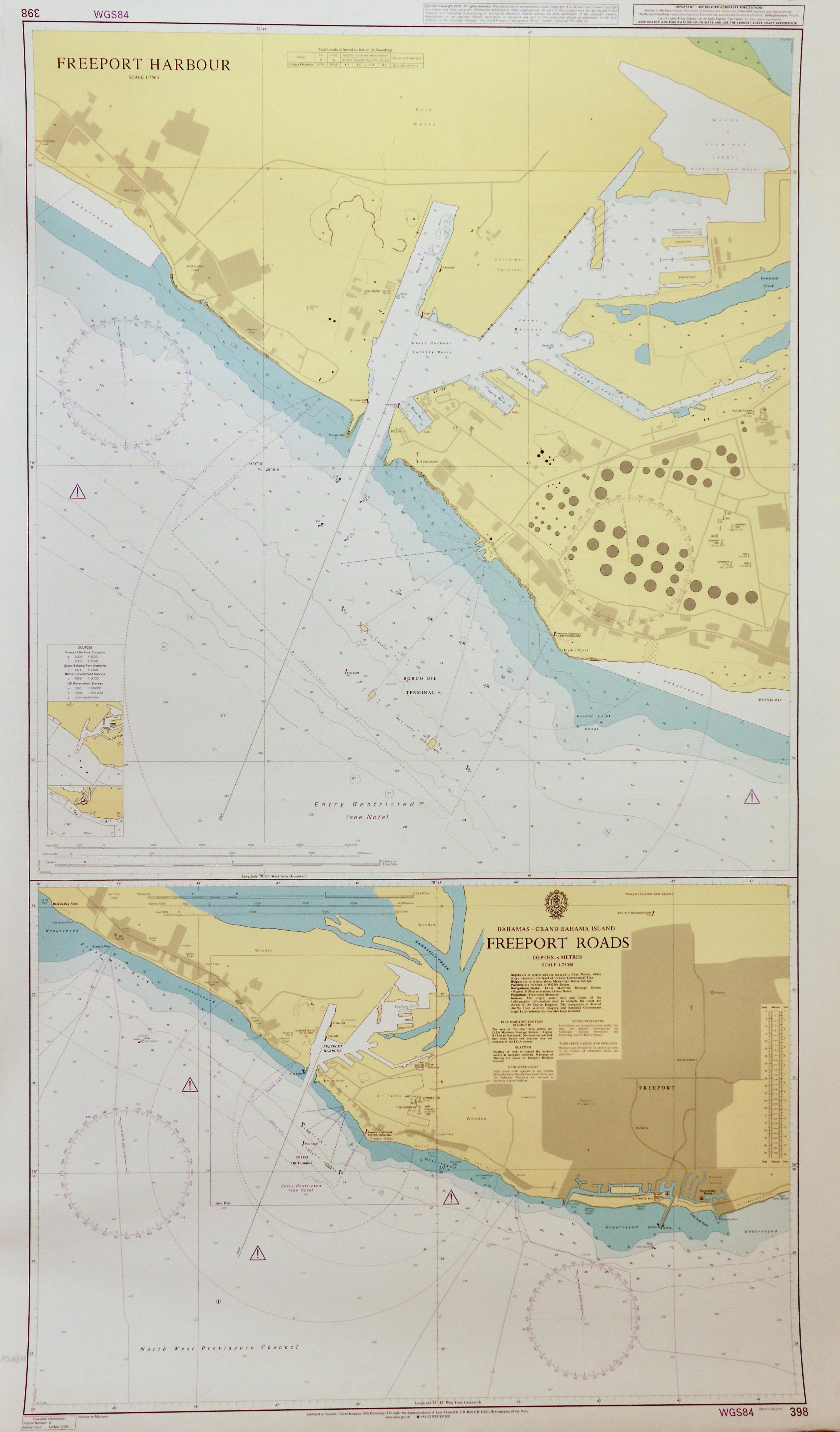 58 - Freeport Harbour