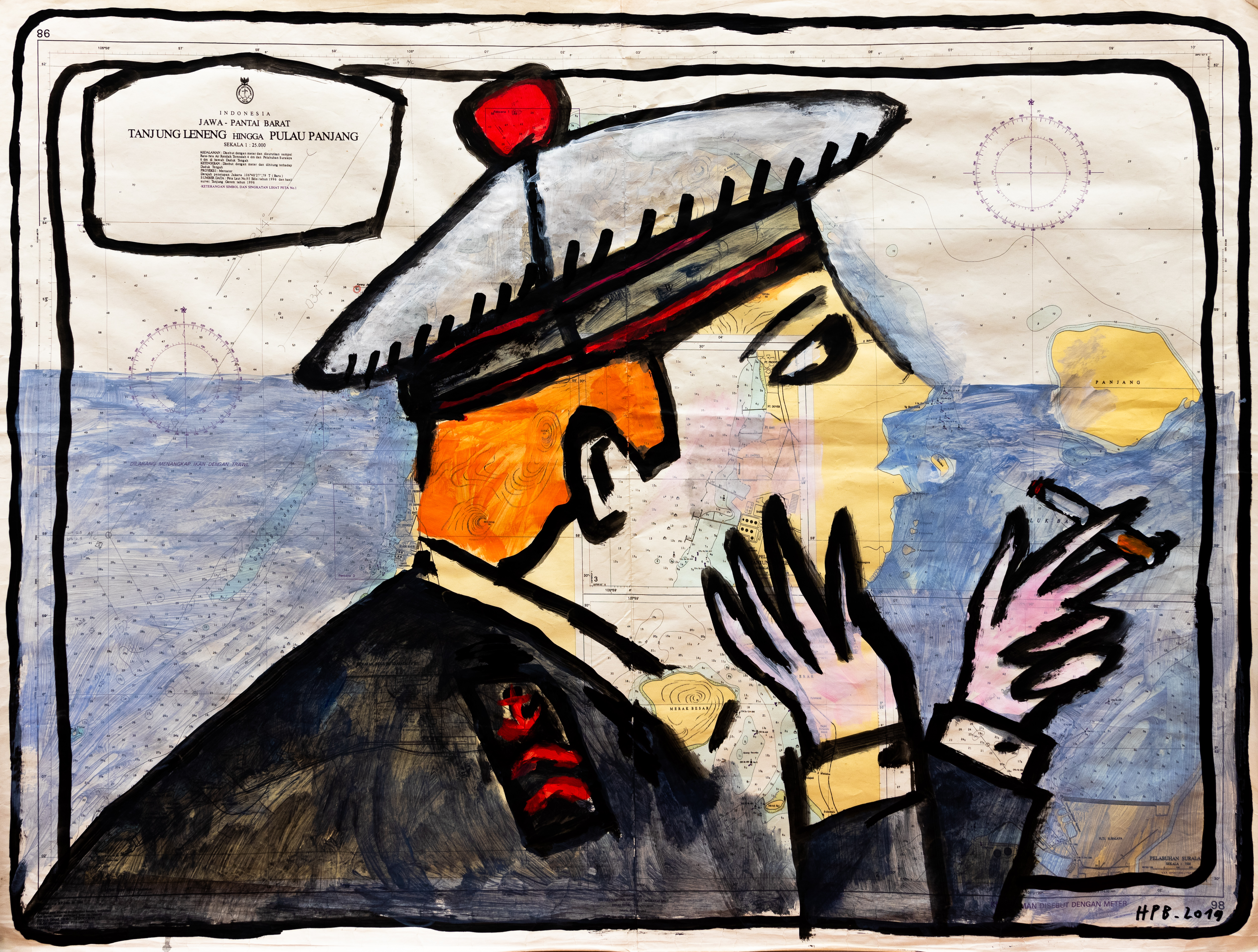 Carte n°65 - Hubert Poirot-Bourdain